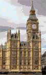 London Exclusive Designs - Big Ben from the River Thames